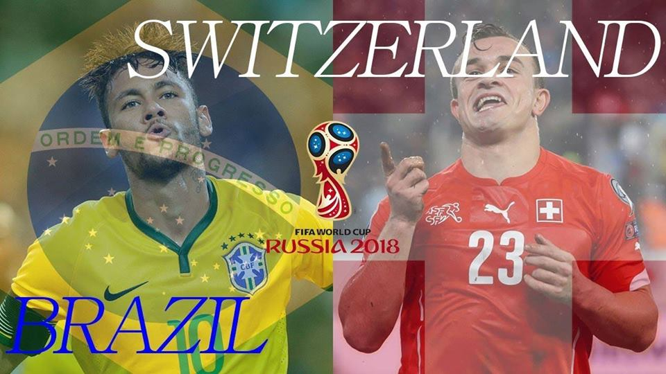 Brazil vs Switzerland: World Cup Watch Party