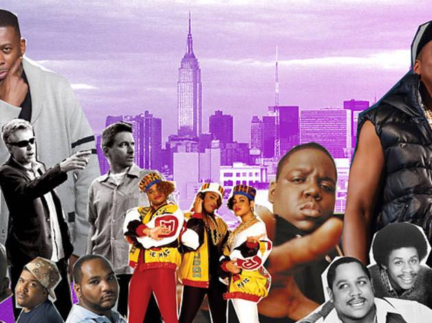 NYC Brunch: Hip-Hop Classics From The Five Boroughs